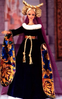 BARBIE MEDIEVAL LADY. 1995