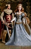 Ken® and Barbie® as Camelot's King & Queen, Arthur and Guinevere