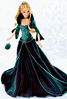 BARBIE HOLIDAY TRAJE VERDE 2004