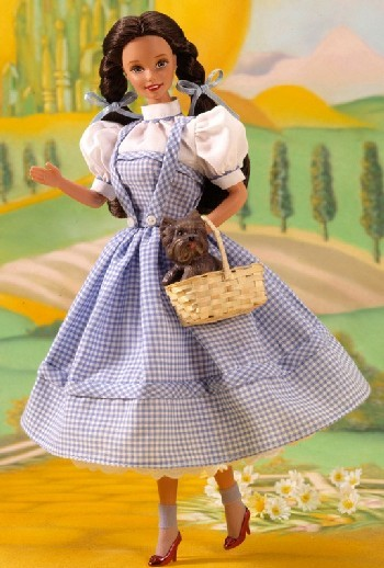 Barbie As Dorothy In The Wizard Of Oz Todocapricho